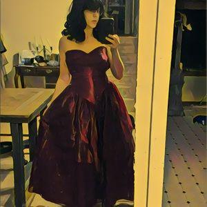Ruby Sweetheart dress
